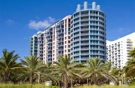 1500 Ocean Drive Condominium South Beach, Florida