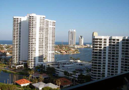 Mystic Pointe Condo in Aventura, Florida