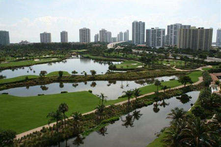 Turnberry On The Green, Aventura Florida