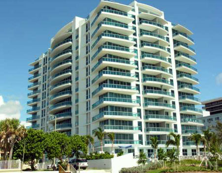 Azure Condominium in Surfside, Miami Beach, Florida