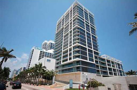 Canyon Ranch Condominiums in Miami Beach