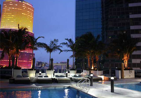 epic residences downtown miami - The Epic Residences Hotel