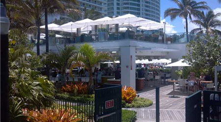 Fontainbleau Sorrento Miami Beach Florida