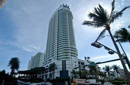 Fontainebleau Tresor Miami Beach, Florida