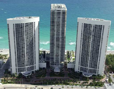 Beach Club 3 Hallandale Beach