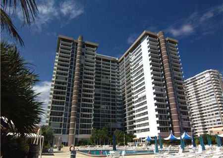 Parker Plaza Hallandale Beach
