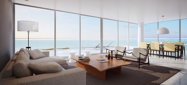 Hyde Beach Resort & Residences in Hollywood, Florida