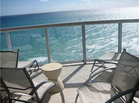 Marenas Resort in Sunny Isles Beach, Florida