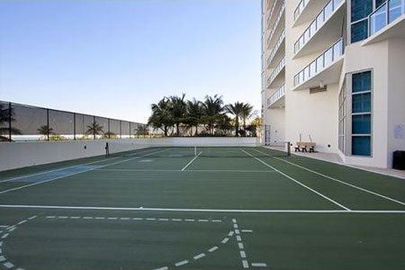 Ocean Palms Residences in Hollywood Beach Florida