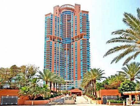 Portofino Tower Spa Miami Beach Fl