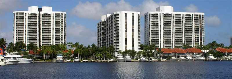 Portsview at the Waterways Condos in Aventura