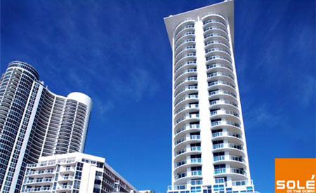 Sole On The Ocean Condo Hotel Apartments In Sunny Isles