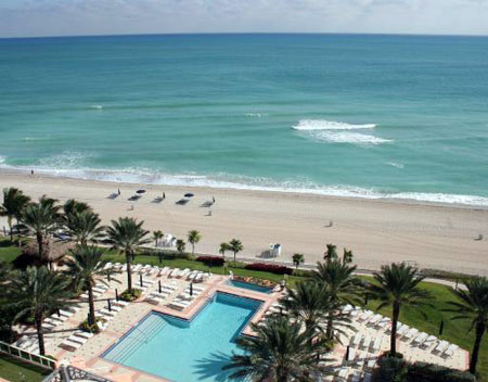 Ocean One Condo in Sunny Isles Beach, Florida