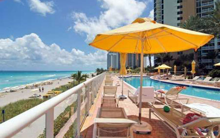 Ocean Two Condo in Sunny Isles, Florida