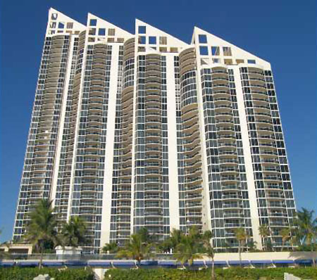 Pinnacle Condo Sunny Isles Beach Florida