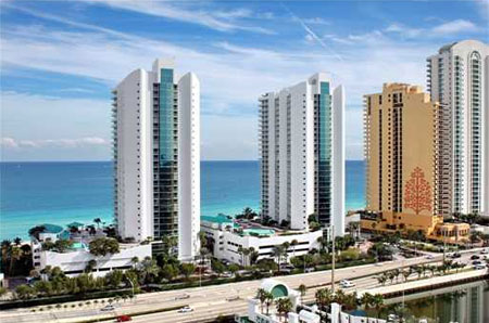 St Tropez Condominiums For Sale And Rent In Sunny Isles