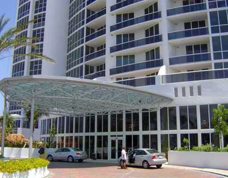 Trump Palace Sunny Isles Beach Florida