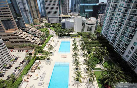 The Plaza on Brickell Miami