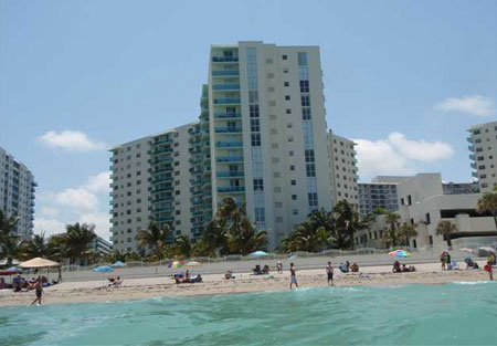 The Tides Condos Hollywood Beach Florida