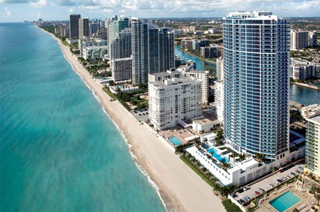 trump hollywood apartments for sale and rent in hollywood beach