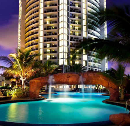 Trump International Beach Resort, Sunny Isles Beach