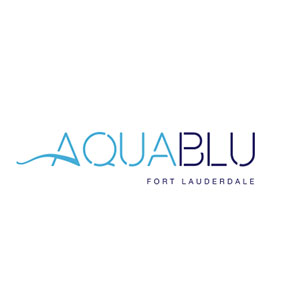 Aquablu Building Logo