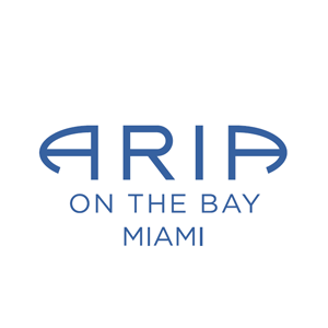 Aria On The Bay Building Logo