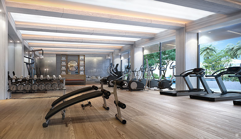 Auberge Fitness Center