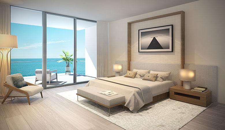 Auberge Residence FS Bedroom