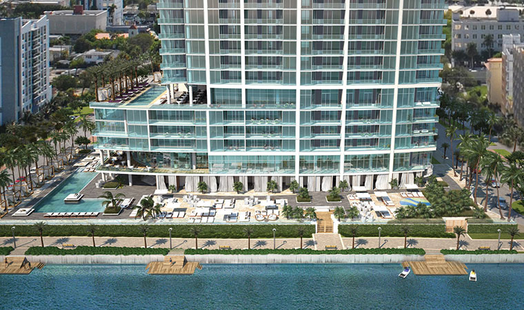 Biscayne Beach Building