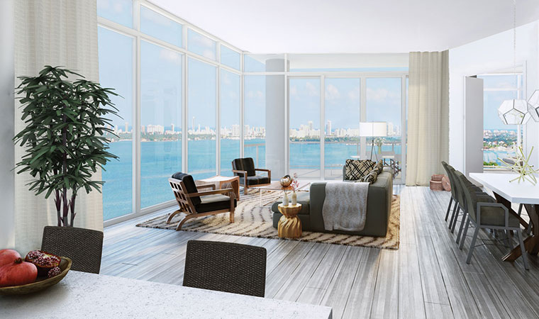 Biscayne Beach Residence
