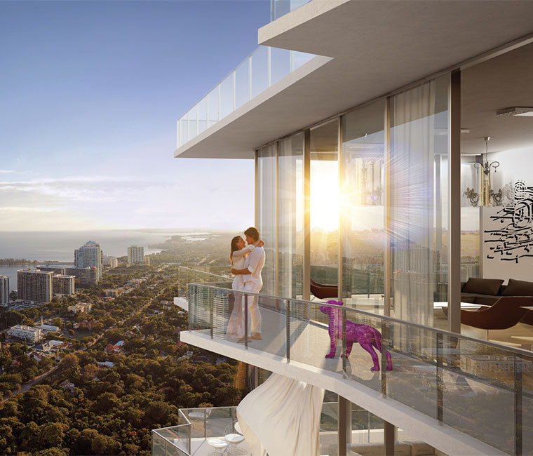 SLS Brickell Amenities