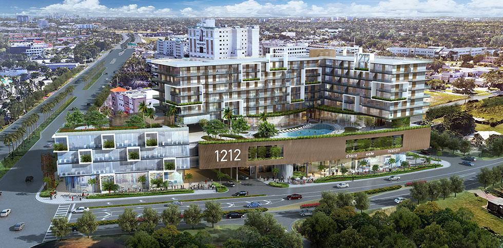 12|12 Aventura Building