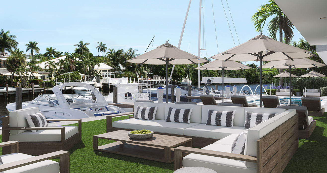 160 Marina Bay Amenities
