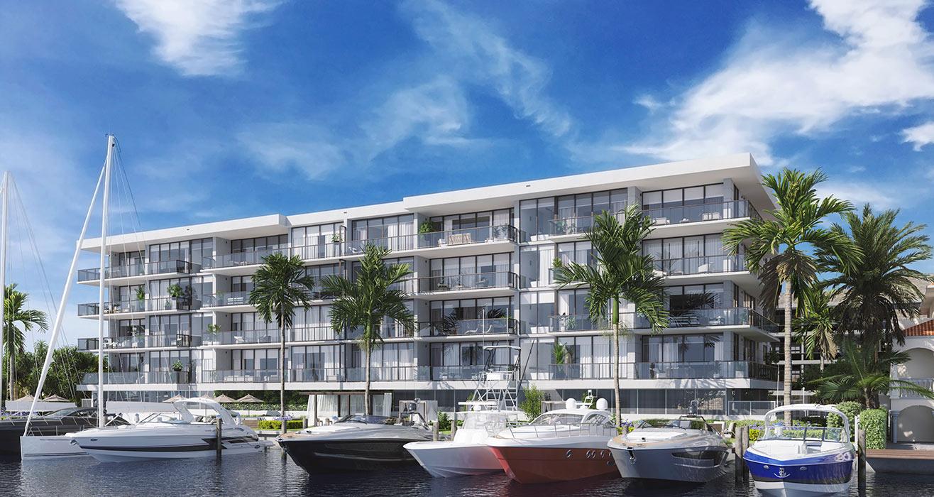A160 Marina Bay Building