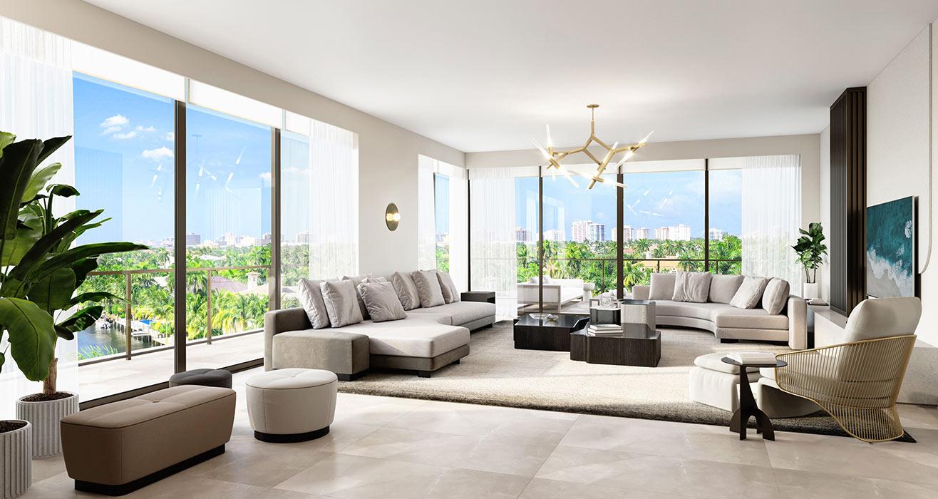 160 Marina Bay Residence