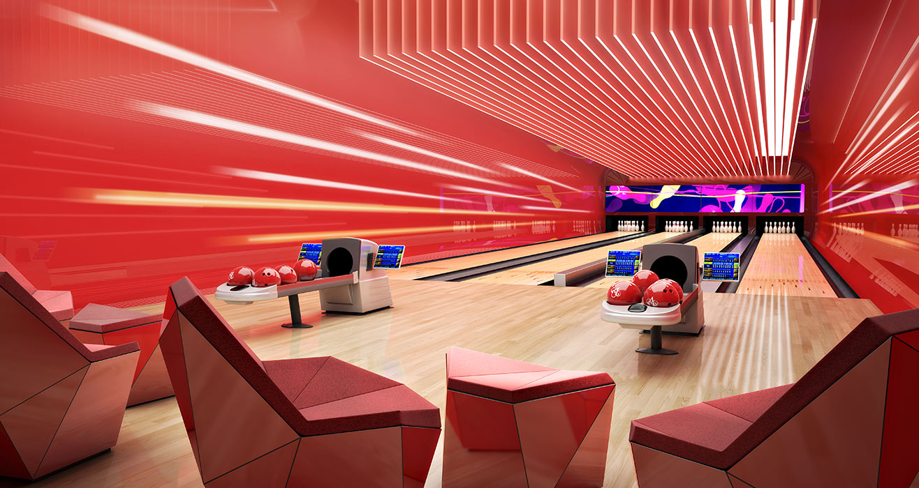 Acqualina Estates Bowling