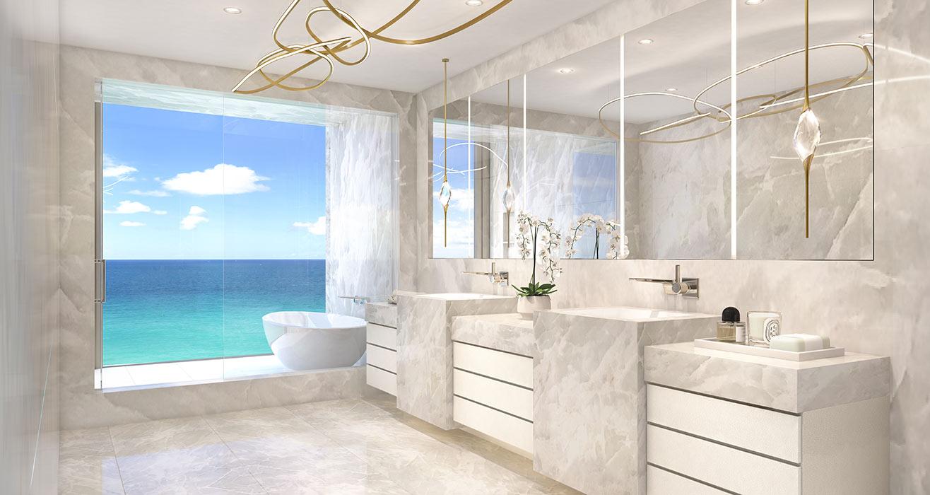 Ravello Master Bathroom