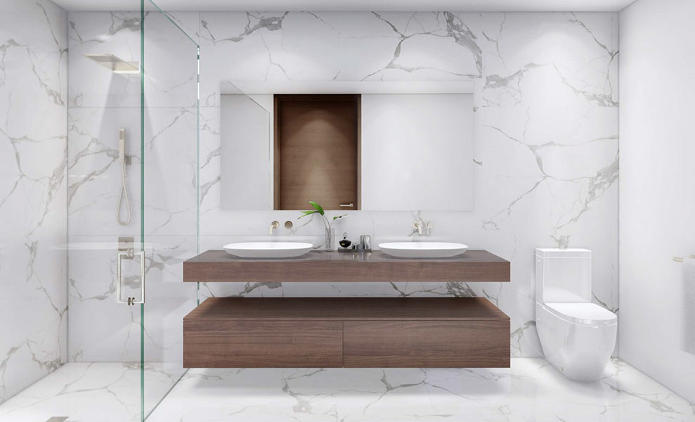 Ambienta Residence Bathroom