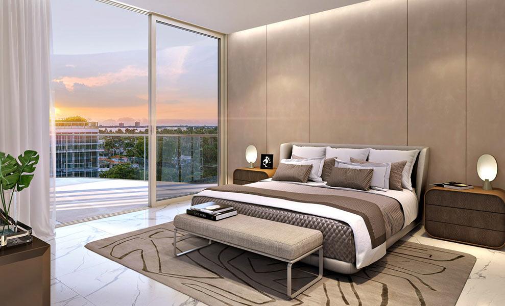 Ambienta Residence Master Bedroom
