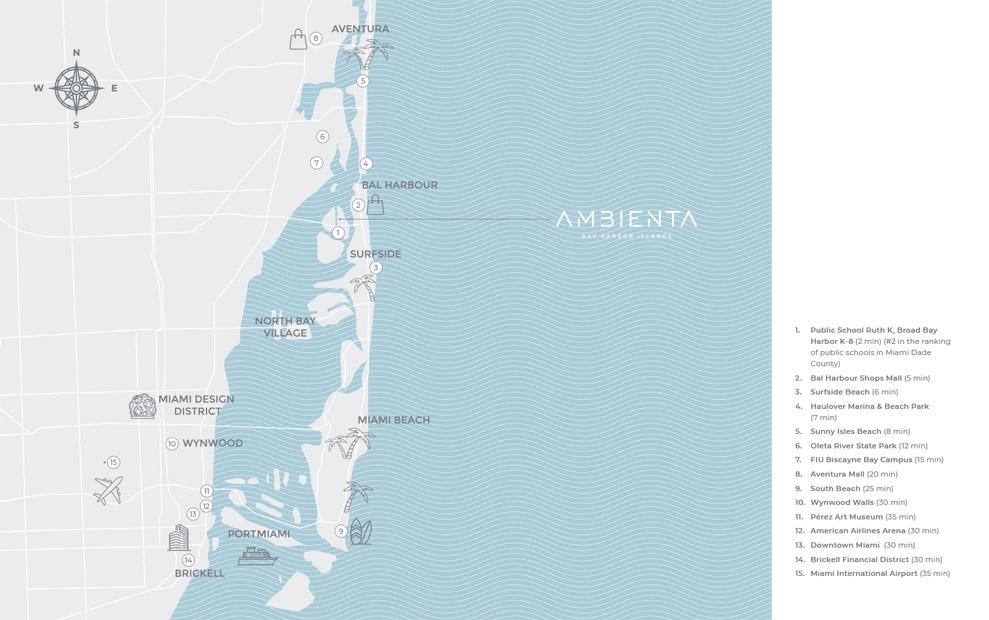 Ambienta Location