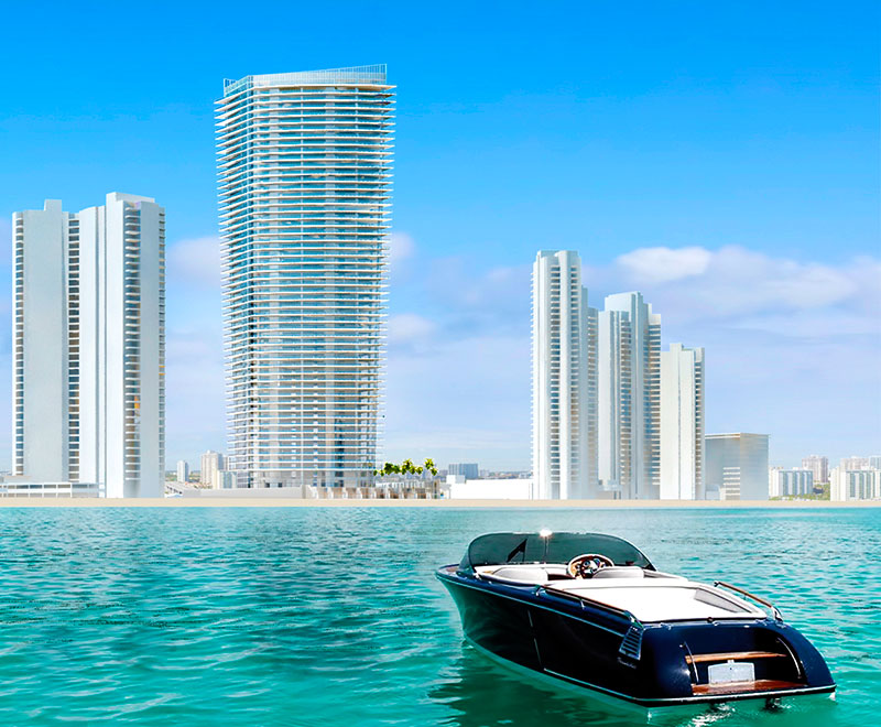 Armani Tower Luxury Oceanfront Residences