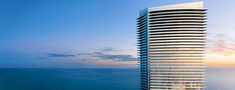 Armani Tower, Residences by Armani Casa, New Luxury Development in Sunny Isles Beach