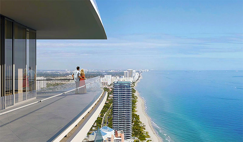 Armani Tower Luxury Oceanfront Residences - View