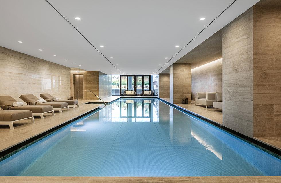 Arte Surfside Indoor Pool
