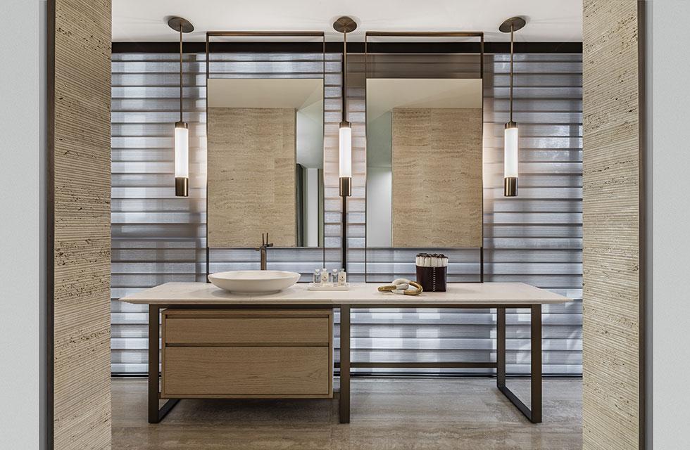 Arte Surfside Residence Master Bathroom