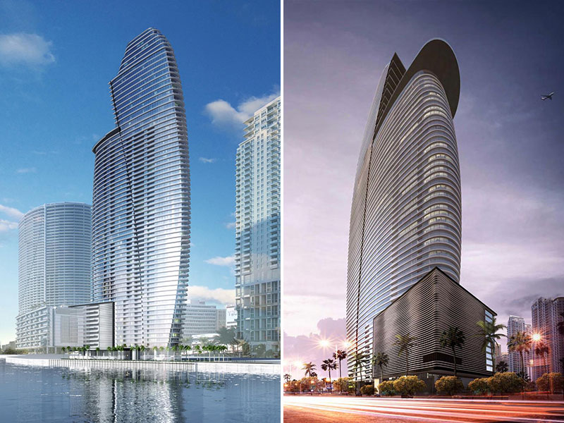New Aston Martin Residences in Miami
