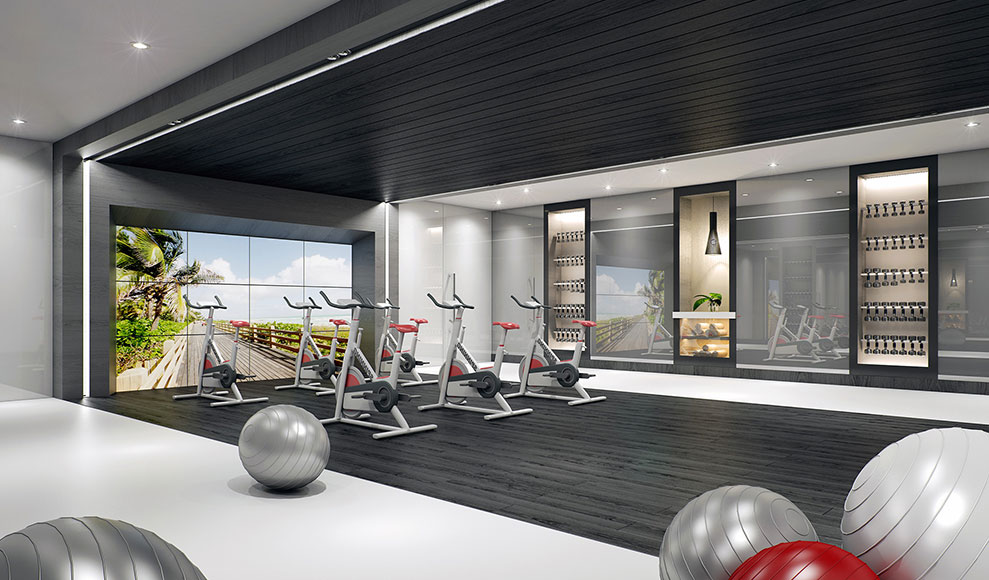 Aurora Fitness Center