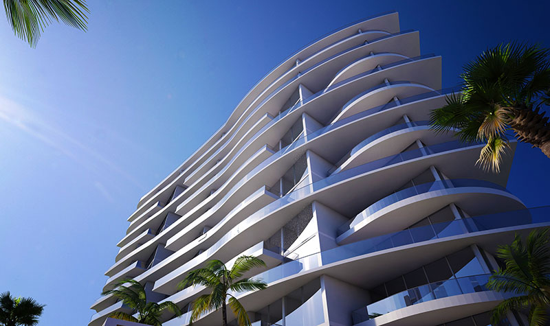Aurora Residences, New Development in Sunny Isles Beach