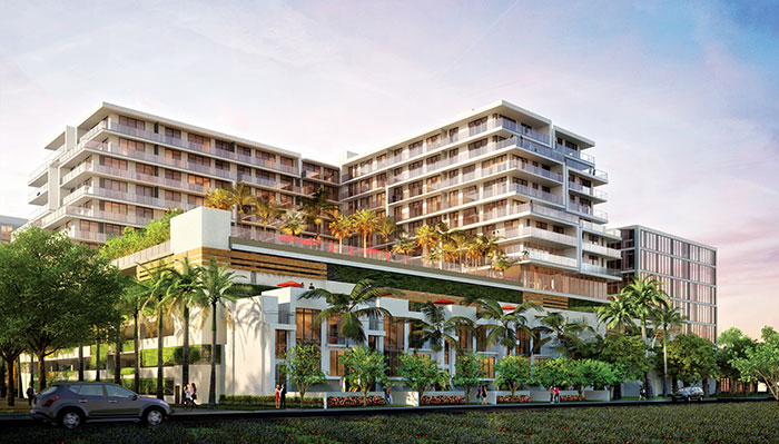 Aventura ParkSquare - The New Center of Living in Aventura